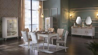 Set Dining Room Monreal BELLONA Dining