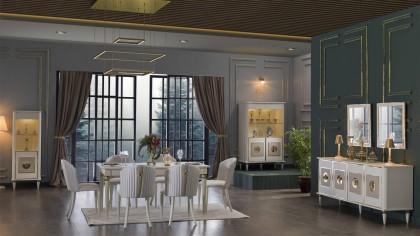 Set Dining Room Mistral BELLONA Magazin