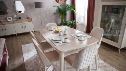 Set Dining Room Monreal BELLONA Seturi Dining Room