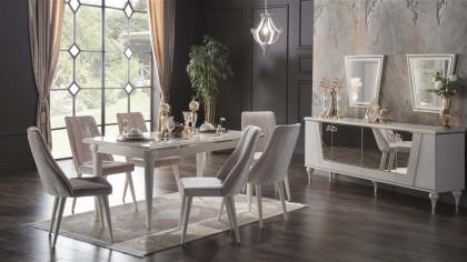 Set Dining Room Vitella BELLONA Seturi Dining Room
