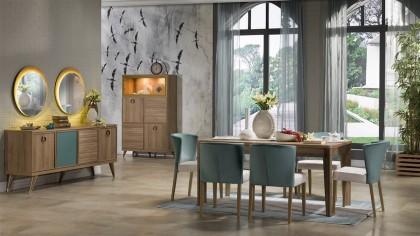 Set Dining Room Vienza BELLONA Seturi Dining Room