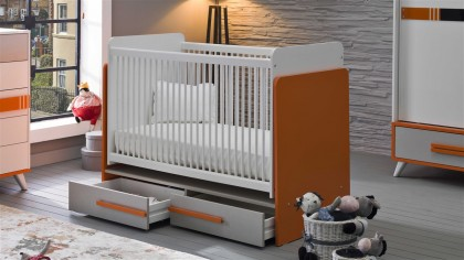 Patut Bebe Torino  Set Mobilier Bebe