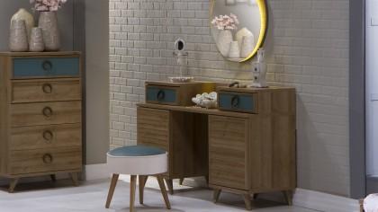Oglinda Masa De Toaleta Vienza BELLONA Oglinda Masa de Toaleta 22VZA2400CCCC