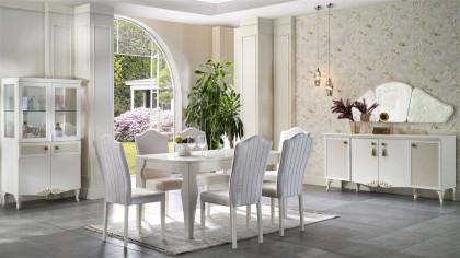 Set Dining Room PERLINO BELLONA Dining room