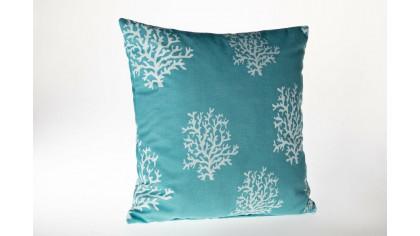 Husă de pernă imprimată Marin Pattern MRN04 45x45 - Albastru DOQU Home textile 2Q9KKDK0000MRN040