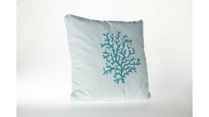 Husă de pernă imprimată Marin Pattern MRN05 45x45 - Albastru DOQU Home textile 2Q9KKDK0000MRN050