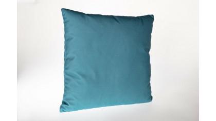 Husă de pernă imprimată cu model Alacati ALC03 45x45 - Albastru DOQU Home textile 2Q9KKDK0000ALC030