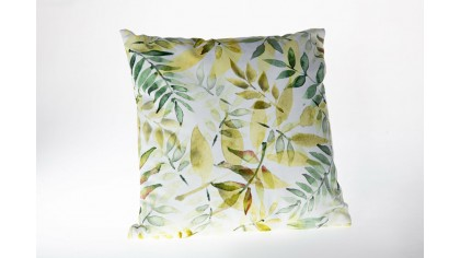 Husă de pernă tipărită Nature Pattern DGA05 45x45 - Verde DOQU Home textile 2Q9KKDK0000DGA050