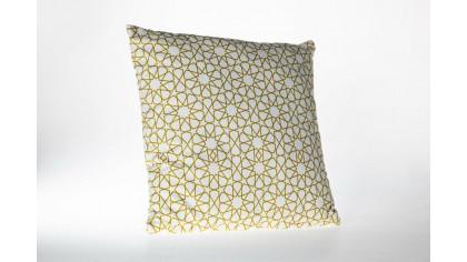 Husă de pernă imprimată cu model otoman OTM05 45x45 - Alb DOQU Home textile 2Q9KKDK000OTTM050