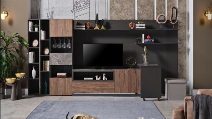 Modul Raft Comoda TV Marlen BELLONA Comoda TV 22MRE3004ZEZE